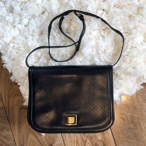 Vintage Gucci Italian Leather Crossbody Bag